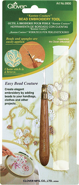 Clover Bead Embroidery Tool - 9900