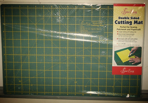 SewEasy Double Sided Cutting Mat- ER4092 Medium