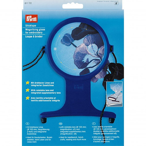 PRYM Magnifying Glass for Embroidery 611731