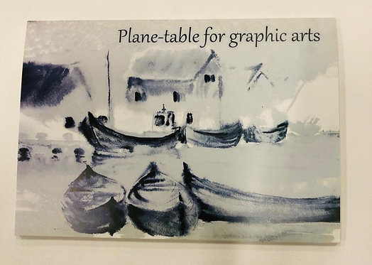 NOTE PAD FOR GRAPHIC ART-PLG4/20