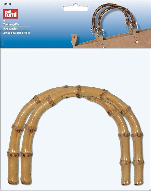 PRYM Bag Bamboo Handle Loops- 615101