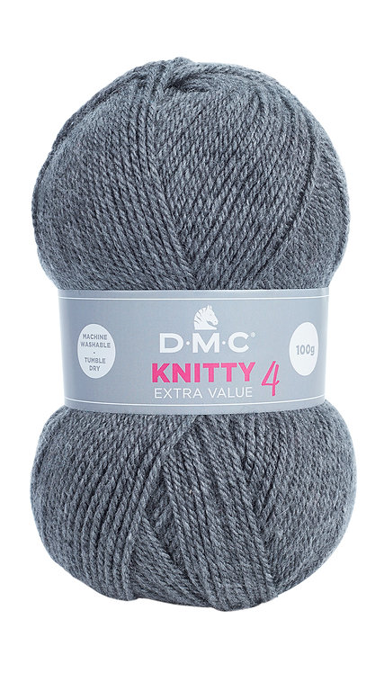 DMC Knitty Wool No. 4 Just Knitting - 8112
