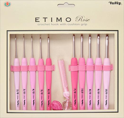 Tulip Etimo Rose Crochet Set (TER-001E)
