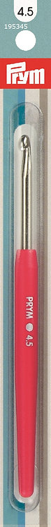 PRYM Sof-grip Wool Crochet Hook 4.5mm- 195345