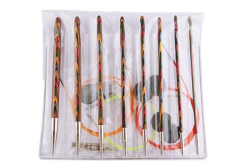 Knitpro Symfonie Tunisian Crochet Hook Set  20735