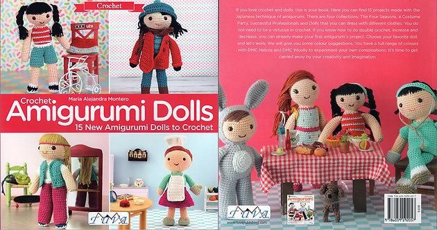 Amigurumi Dolls 6100