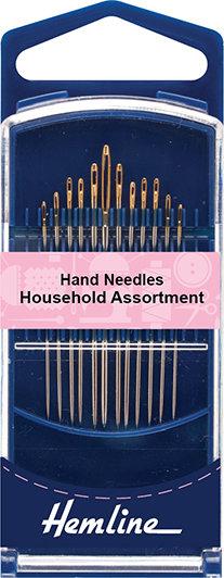 Hemline Household Assortment Needles 214G