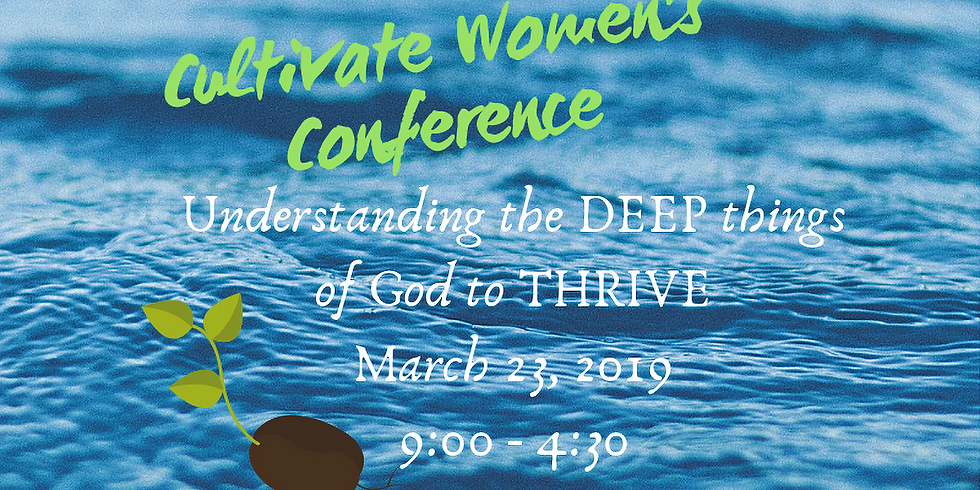 Cultivate Women's Conference