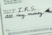 IRS bank levy