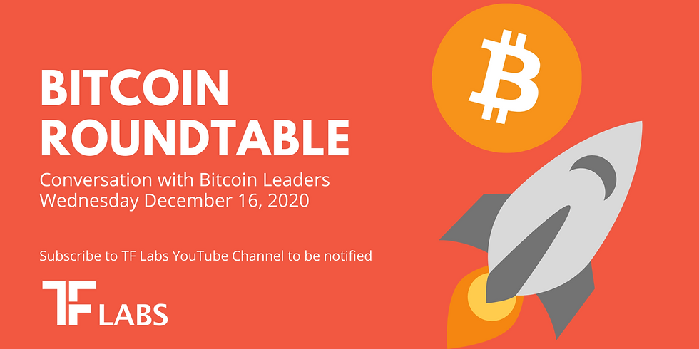 Bitcoin Roundtable | Conversation with Bitcoin Leader