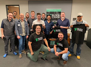 TF Blockchain Austin Chapter January 2020
