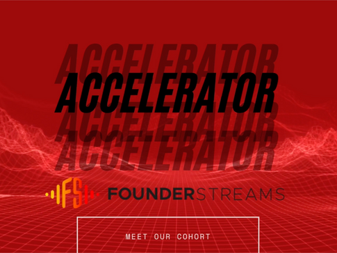 Founder Intros: Meet Startup Founders in FounderStreams Accelerator Cohort 1