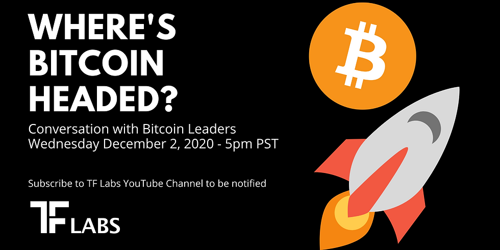 Where is Bitcoin Headed? | Conversation with leaders in Bitcoin