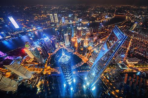 Shanghai Financial District