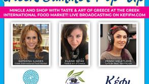 June 19th Greek Summer Pop-Up Event!