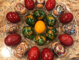 Beautiful Easter pics from your homes to KefiFM
