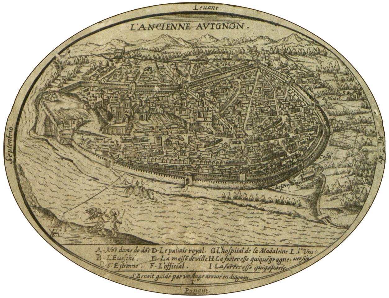 1603 – XXIe siècle, l'ancienne Avignon au temps de saint Bénezet