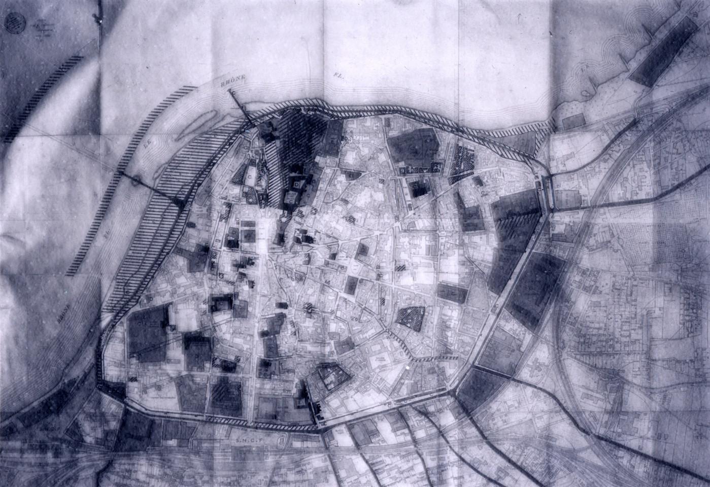 1950 – Plan d'aménagement et de zonage