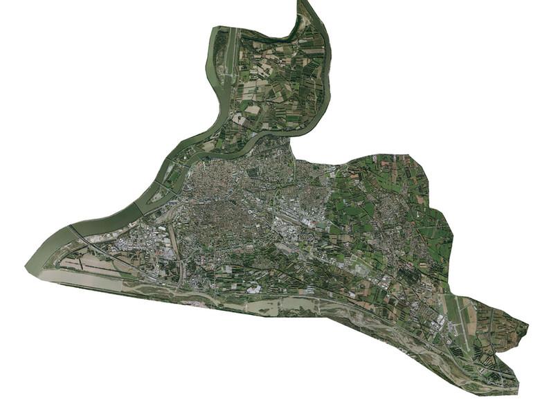 2005 – Photographie aérienne