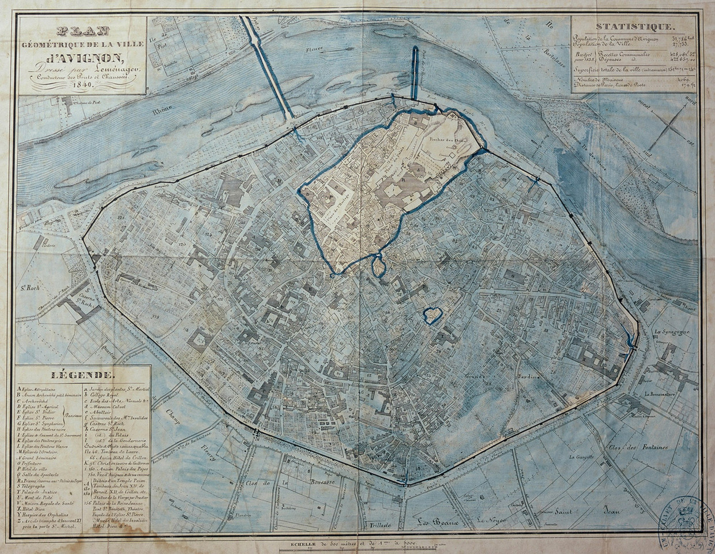1840 – Les inondations