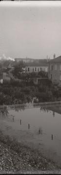 Innondations à Champfleury