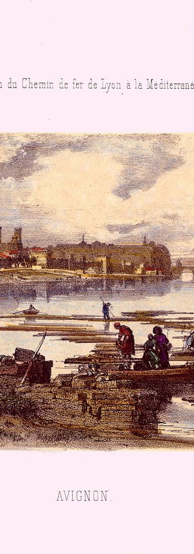 Activités liées au fleuve et vue générale de la ville