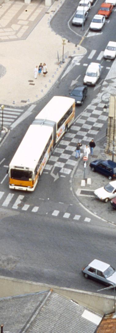 Carrefour de la porte Saint-Charles