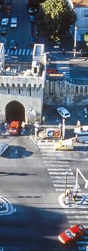 Carrefour de la porte Saint-Michel