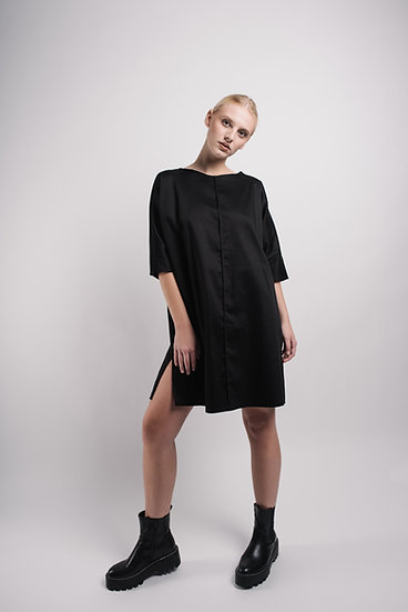 tunika unisex black