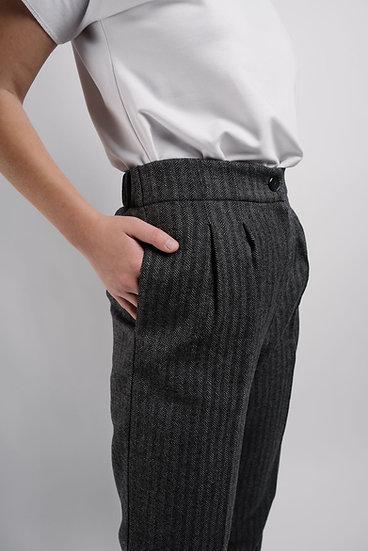 kalhoty wool s puky