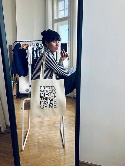 plátěná taška PRETTY