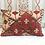 Thumbnail: Vintage  Boho Pillow                                                   60 x 40cm