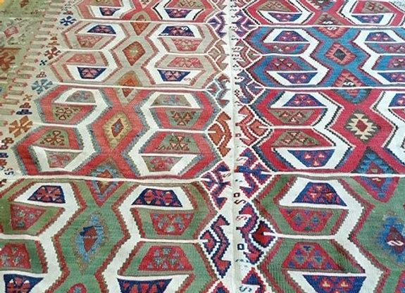 Antique Aydin Kilim                                                 Stunning
