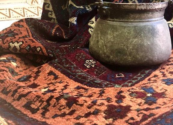 Malatya Kurd Carpet