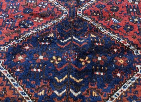 Vintage Tribali Shiraz Rug    Iran