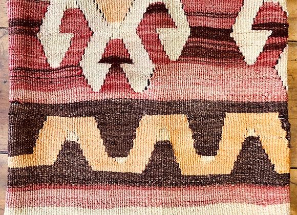 Vintage Kilim Pillow -40 x 40 cm