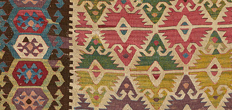 A Nomad's Art: Kilims of Anatolia - Washington Textile Museum. Sept.1