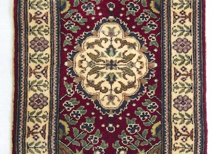 Kayseri Floral Carpet - Turkey