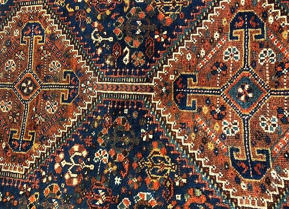 Fine Antique Shiraz Rug
