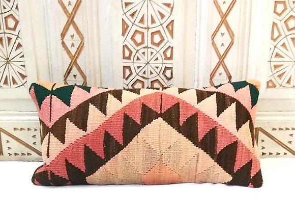 Vintage Turkish Boho Pillow         60x30cm