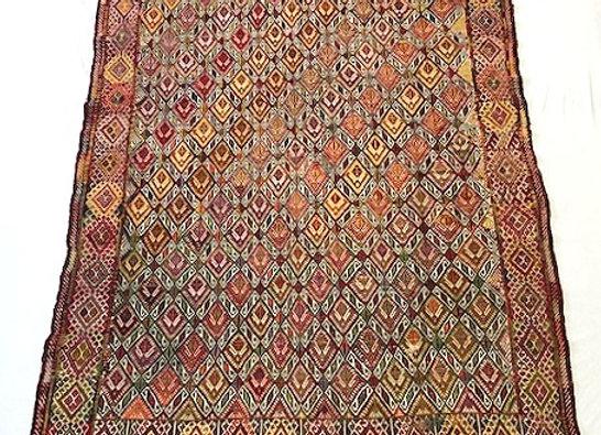 Vintage Konya Dowry Kilim - Turkey