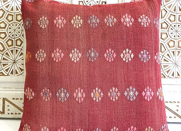 Vintage Kilim Pillow - Blossom