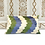 Thumbnail: Handwoven IKAT Pillow                                              Silk & Cotton