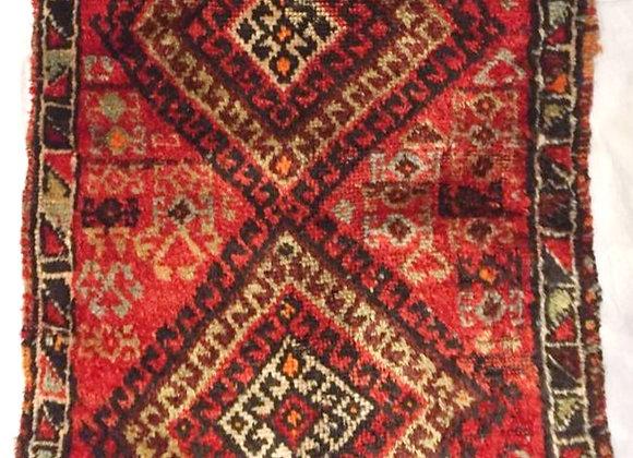 Small Kurdish Rug