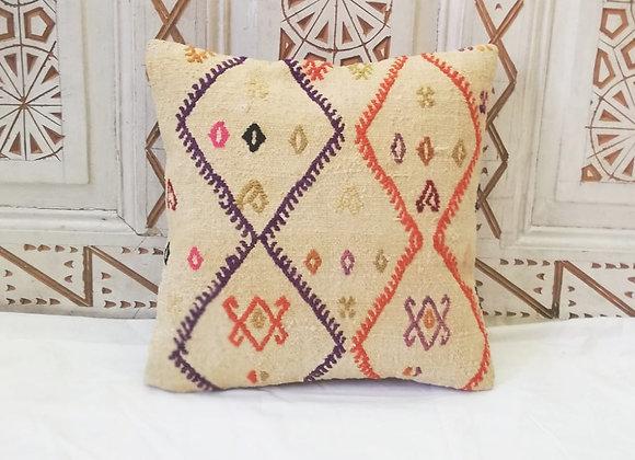 Vintage Kilim Pillow        40 x 40 cm               Beautiful Boho