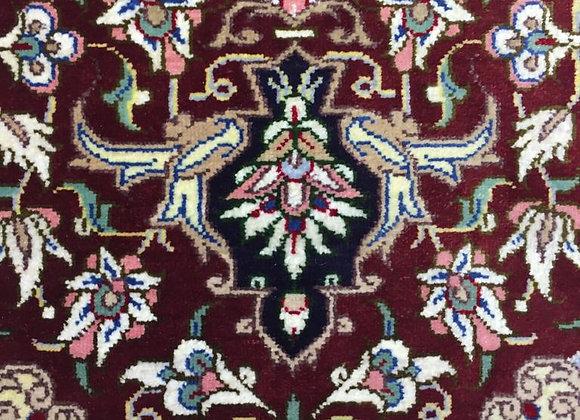 Qum Pure Silk Carpet