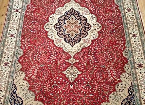 Vintage Kayseri Palace design Turkish Carpet