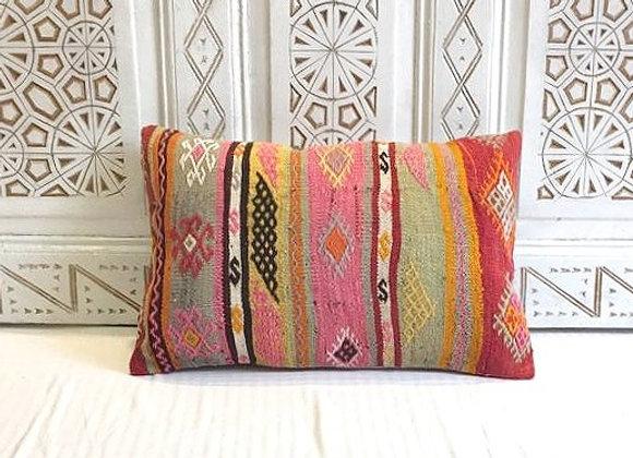 Vintage Kilim Pillow                                                     60x40cm