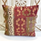 Thumbnail: Vintage Turkish Boho Pillow         40x40cm Anatolia flower