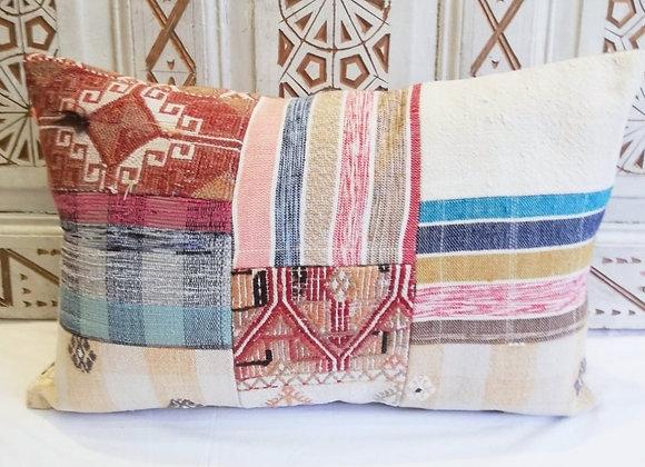 Vintage Turkish Boho Pillow                            65 x 45 cm